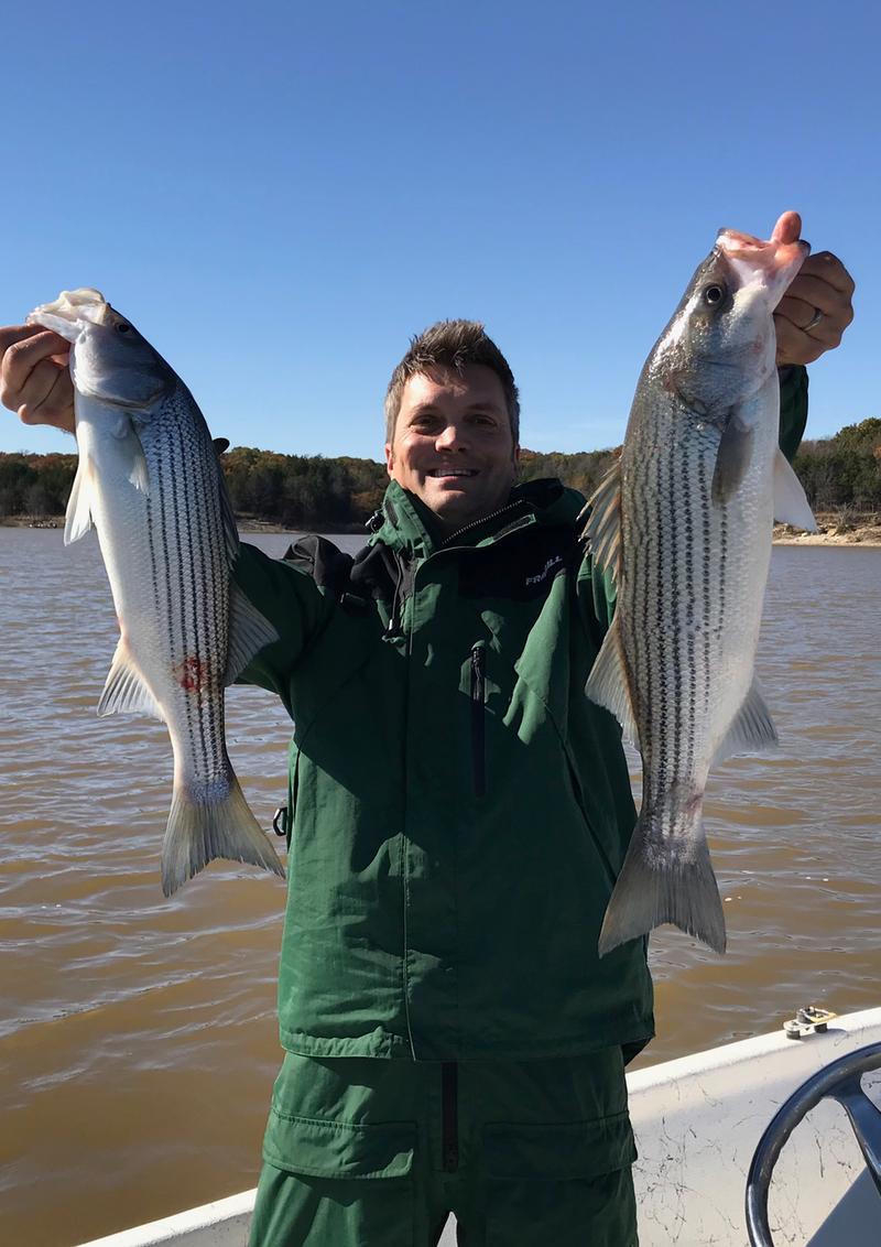Striper Fish | Texas Freshwater Lakes and Rivers | Striper